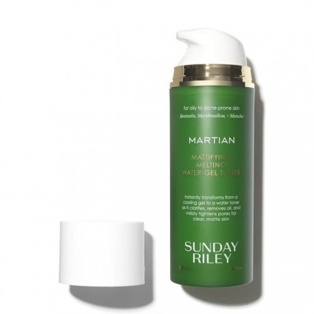 SUNDAY RILEY Martian Mattifying Melting Water-Gel Toner 130ml