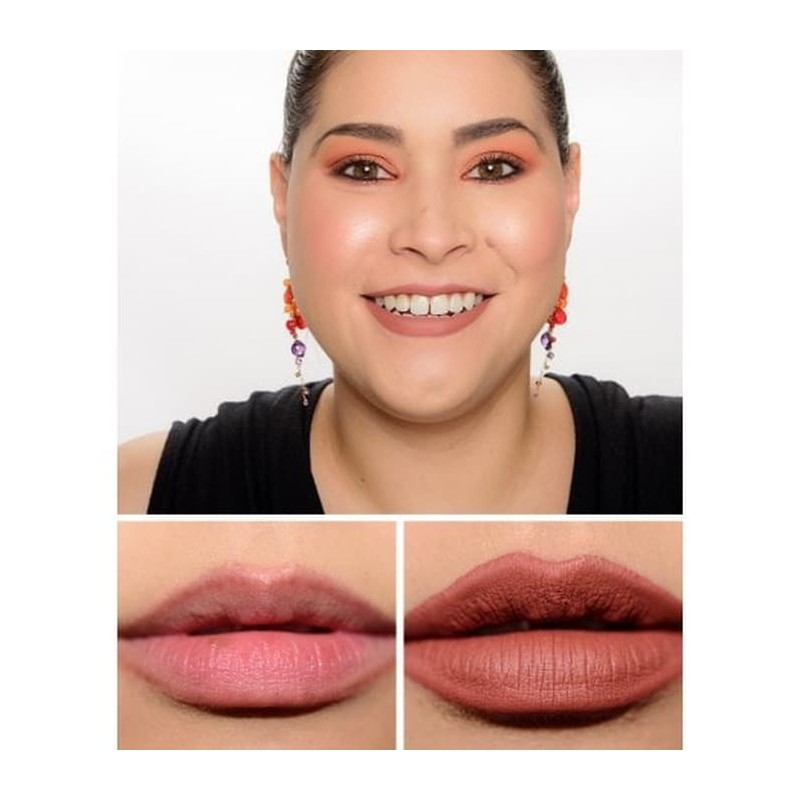 Anastasia Beverly Hills Liquid Lipstick Swatches - YouTube
