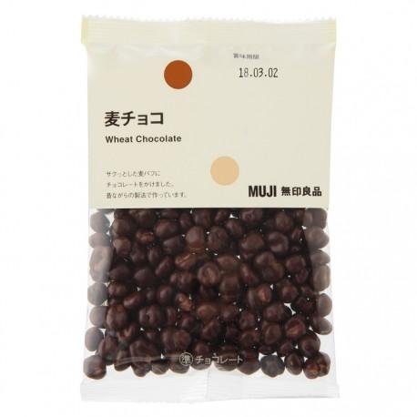 Muji Wheat Chocolate 126gr