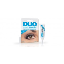DUO Eyelash adhesive white clear