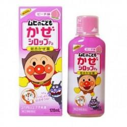 MUHI Anpanman Kids Syrup (peach)