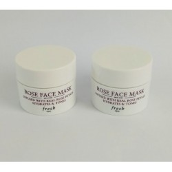 Fresh Rose Face Mask 15ml