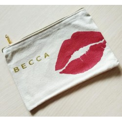 Becca Pouch lips Canvas