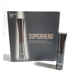 IT Cosmetics Superhero Volumizing Mascara in Black Travel Size