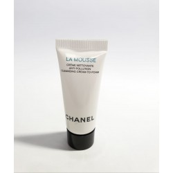 Chanel la mousse Anti-Pollution Cleansing Cream-to-Foam Travel Size