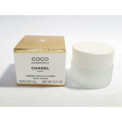 Chanel coco mademoiselle Fresh Body Cream Travel Size