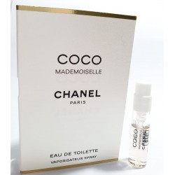 Chanel coco Madamoiselle EDT Vial Parfum