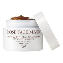 Fresh Rose Face Mask 15ml Unbox
