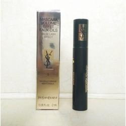 YSL Volume Effet Faux Cils Mascara Black Mini 2ml