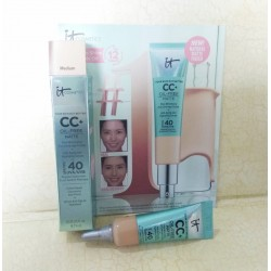 It Cosmetics CC+ Cream Oil-Free Matte with SPF 40 Medium 4ml