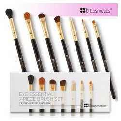 BH Cosmetics Eye Essential - 7 Piece Brush Set