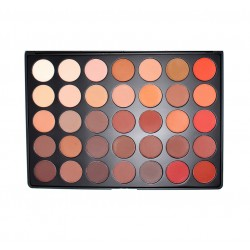 MORPHE 35OM - 35 COLOR MATTE NATURE GLOW EYESHADOW PALETTE *NEW*