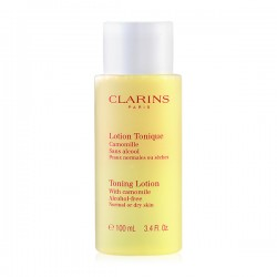 CLARINS Toning Lotion With Camomile - Dry/Normal Skin 100ml