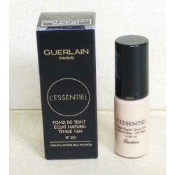 GUERLAIN L'ESSENTIEL NATURAL GLOW FOUNDATION 16H WEAR - SPF 20 5ML