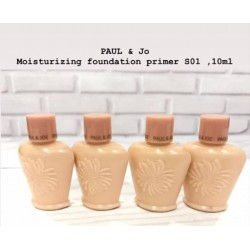 PAUL & JOE MOISTURISING FOUNDATION PRIMER S 01 10ml