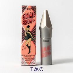 BENEFIT Gimme Brow+ Volumizing Eyebrow Gel 3 Neutral Light Brown 1gr