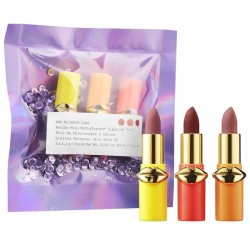 Pat McGrath Labs Mini MATTETRANCE Lipstick Trio Colour Skin Show V2