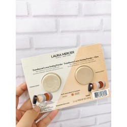 Laura Mercier Loose Setting Powder Sample Card