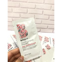 BRIOGEO Don't Despair, Repair Deep Conditioning Hair Mask sachet