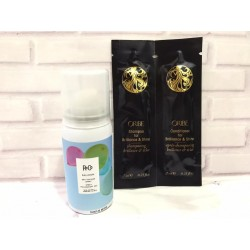 R+Co Balloon Dry Volume Spray Free Shampoo+conditioner Sachet