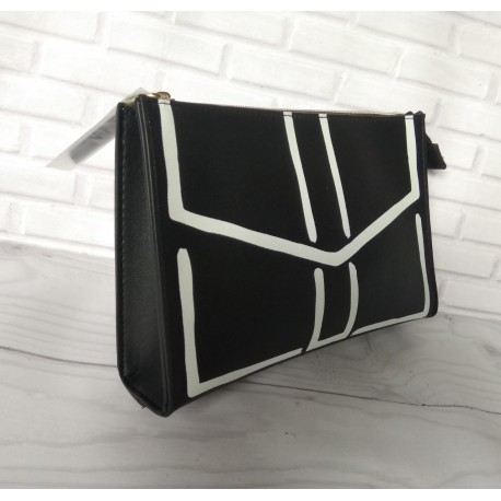 ESTEE LAUDER FREE COSMETIC POUCH BAG (BLACK)