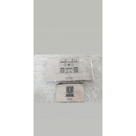 Guerlain Tote Bag Free Pouch Canvas