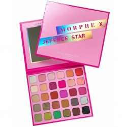 MORPHE x The Jeffree Star Artistry Palette