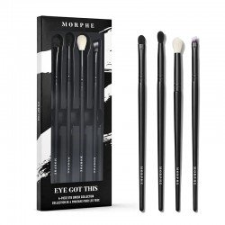 MORPHE Eye Got This 4-Piece Eye Brush Collection