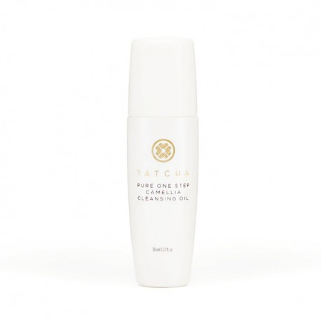 TATCHA PURE ONE STEP CAMELLIA CLEANSING OIL UNBOX 50ML