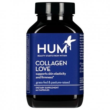 HUM Nutrition Collagen Love Skin Firming Supplement 90Caps