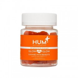 HUM Nutrition Glow Sweet Glow Skin Hydration - Vegan Gummies 14 Caps