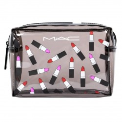 MAC  zip-top cosmetics pouch