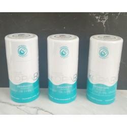 KOPARI Coconut Oil Deodorant, Fragrance Free 26GR