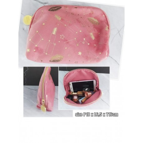 Estee Lauder Pink Blush Pouch