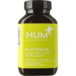 HUM Nutrition Flatter Me Digestive Enzyme Supplement 60Caps