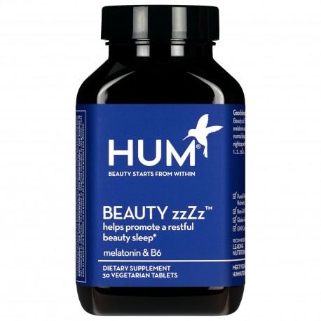 HUM Nutrition Beauty zzZz Sleep Support Supplement 60Tab