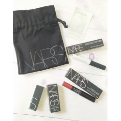 NARS Bundling Deluxe Size + Pouch