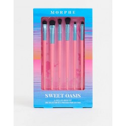 Morphe Sweet Oasis 6-Piece Eye Brush Set