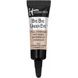 IT COSMETICS  Travel Size Bye Bye Under Eye Anti-Aging Concealer Neutral Medium 0,11 oz