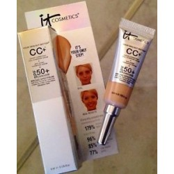 IT Cosmetics Your Skin But Better CC Cream with SPF 50+ 4ml
