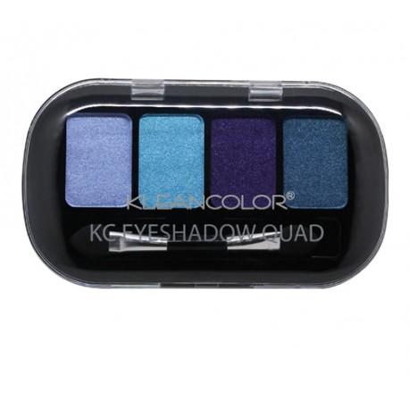 Kleancolor Eyeshadow Quad Shimmer