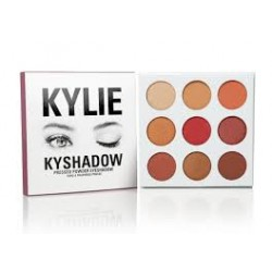 KYSHADOW The Burgundy Palette