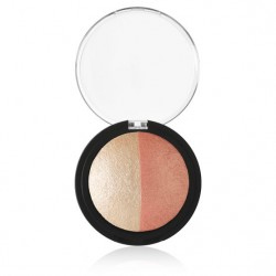 ELF Baked Highlighter & Blush – Rose Gold